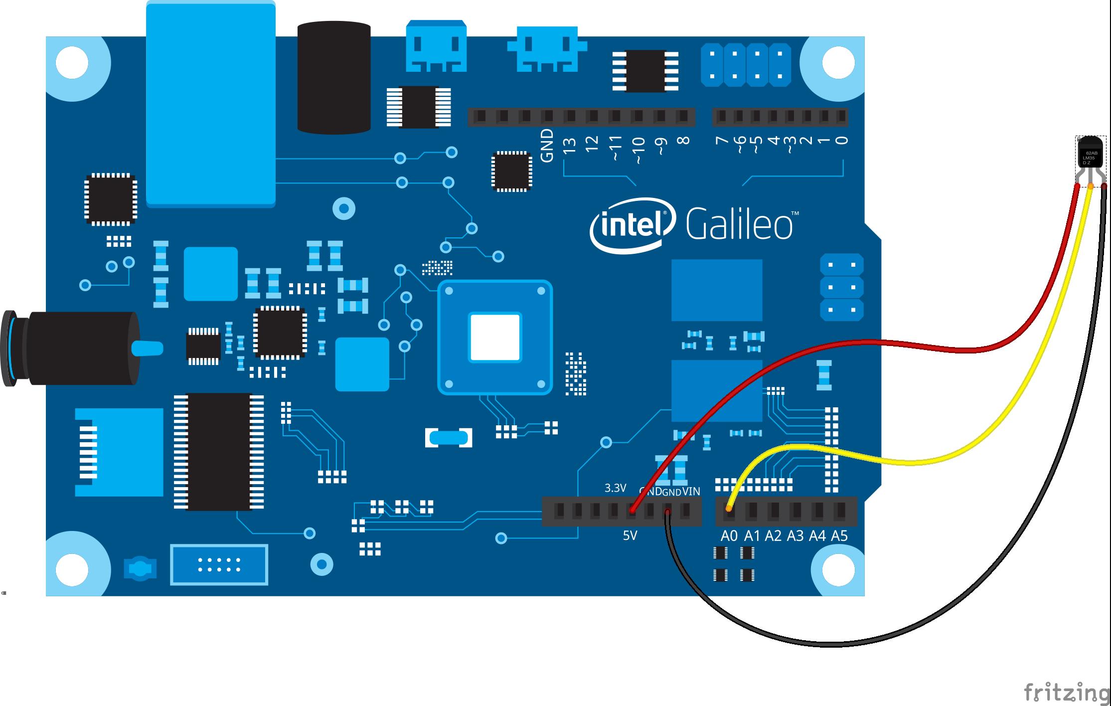 CPT211/2015: Analog Temperature Sensor (lm35)